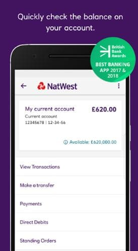 natwest business banking app android